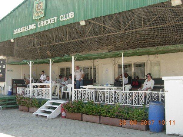 Final game at Al Khail 2008