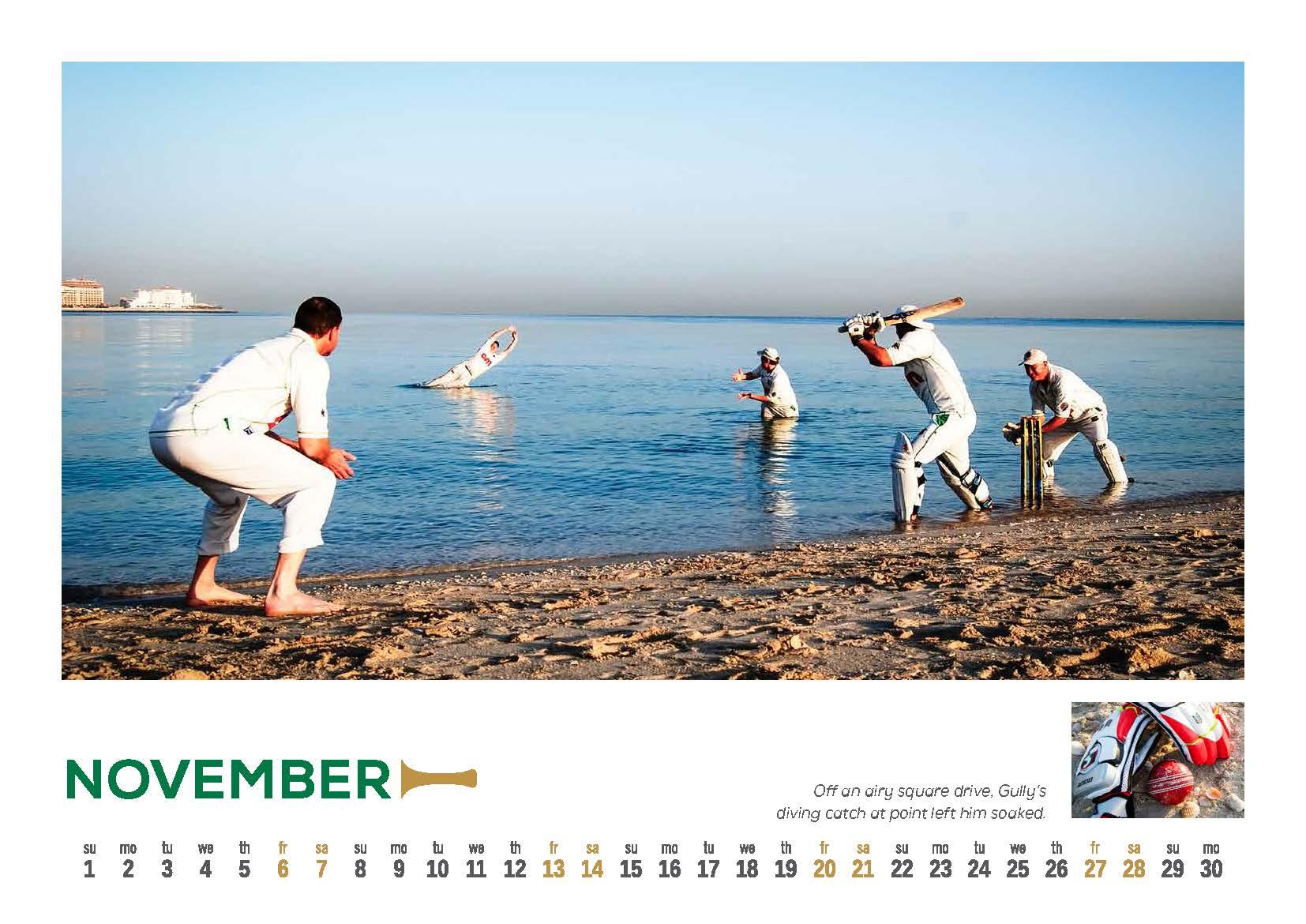 11 DCC 2015 Calendar
