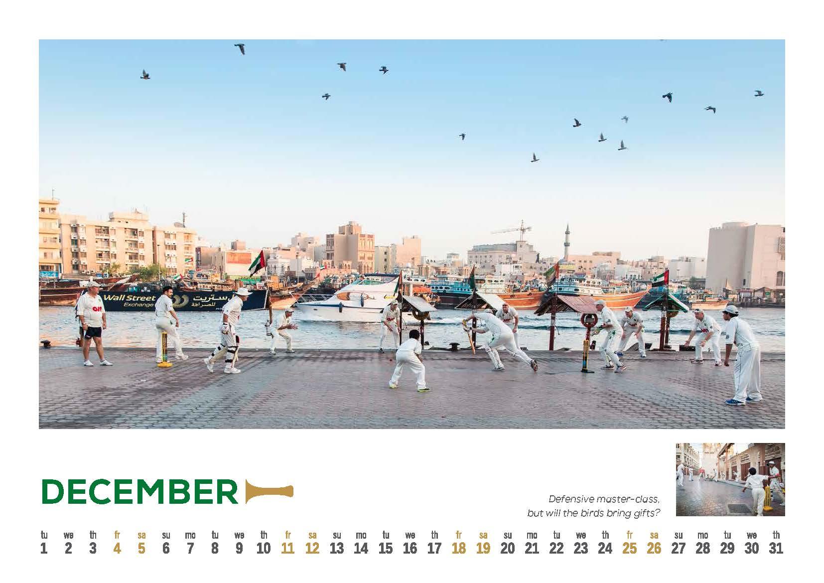 12 DCC 2015 Calendar