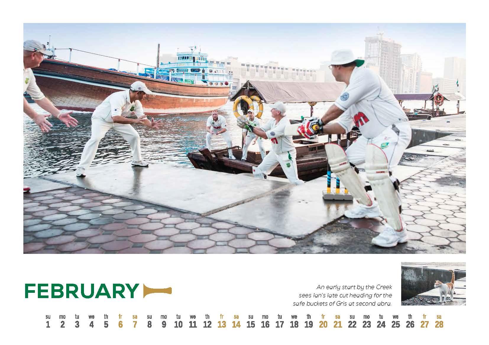 2 DCC 2015 Calendar