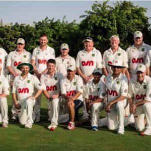 24hr Cricket Match DCC team