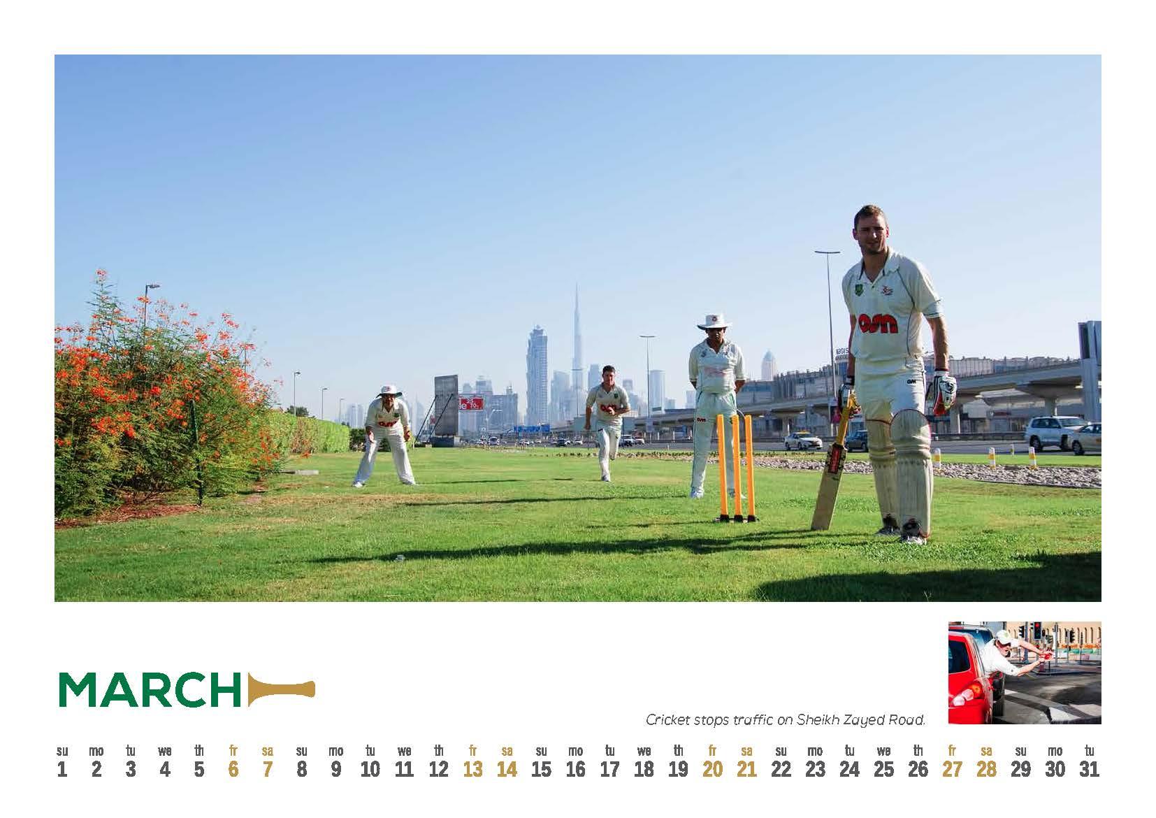 3 DCC 2015 Calendar