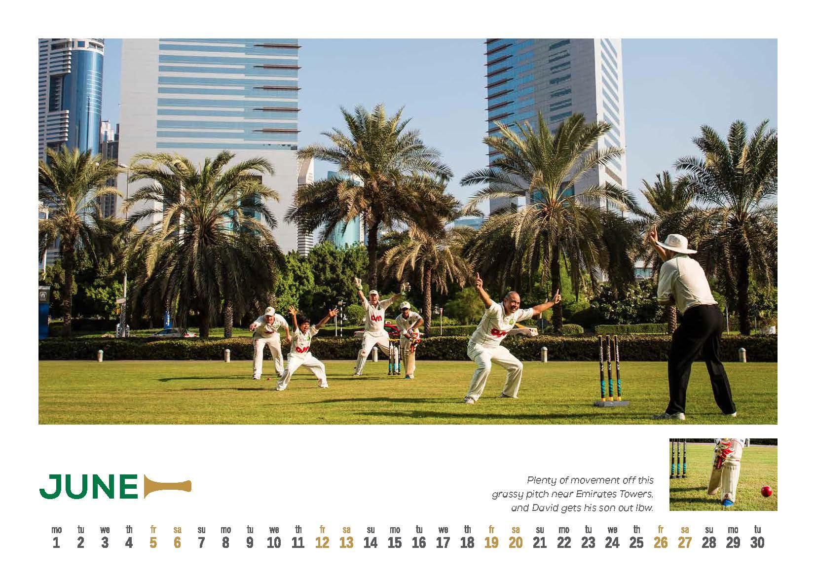 6 DCC 2015 Calendar