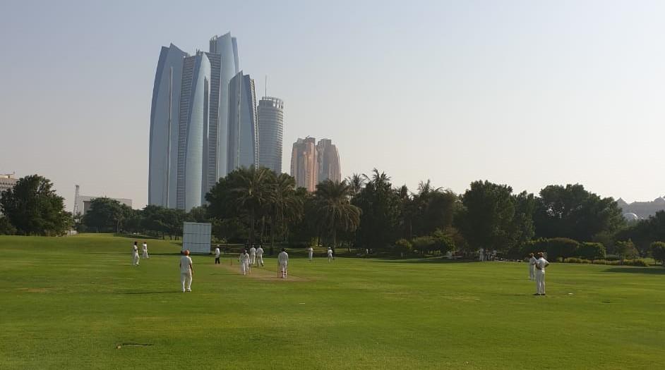 Emirates Palace Cricket Ground