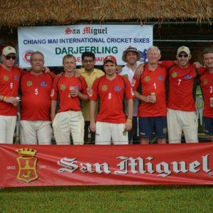 Chiang Mai Team 2012