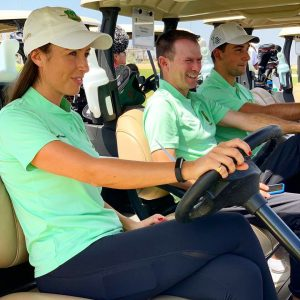 DCC Golf Day 1